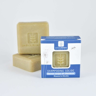 Shampoing solide • 100g